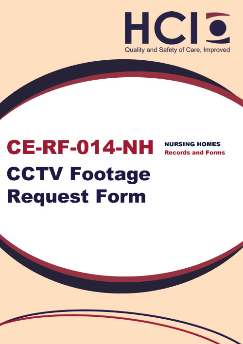 Best Home Cctv >> CCTV Footage Request Form - HCI Care Tools