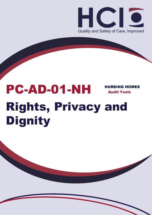 dignity and privacy in health care literature review Based on the review of literature, human dignity is a purely intellectual, abstract, vague, culture-related, and bilateral concept which lacks a clear definition and is difficult to measure with standard tools and clinical evaluation[1,25,29] it is a human right and the basis for health in clinical environments, and this right should be.